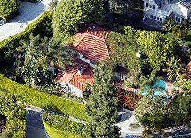 Winona Ryder'ın evi  Ünlülerin rüya evleri - 1  Ünlülerin rüya evleri - 2